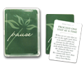 Pause Cards