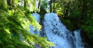 Waterfall larger